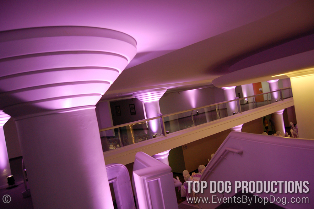 wall wash lighting top dog productions inc
